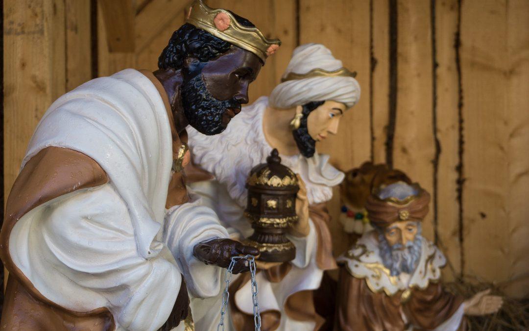 Pokorny Bóg – Objawienie iChrzest Pański