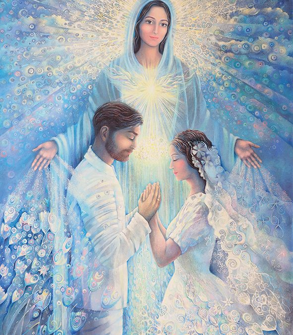 Maryja wmałżeństwie